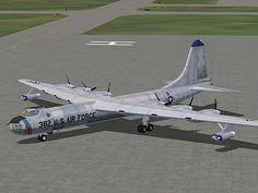 Convair   Convair B-36 Peacemaker for FSX/FS2004 (Download) - PC Aviator