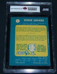 1969-70-opc-SERGE-SAVARD-rc-4-KSA-8-NMMT-CANADIENS-SUPER-SHARP
