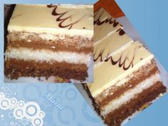 Hungarian Cake, Vanilla Cake, Tiramisu, Deserts, Ethnic Recipes, Food, Anna, Cakes, Essen