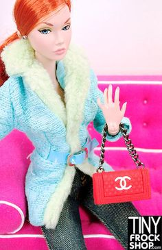 Barbie Chanel Handbag