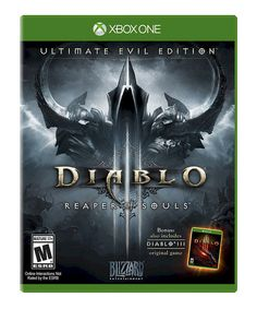 Look at this #zulilyfind! Diablo III: Ultimate Evil Edition for Xbox One by Xbox One #zulilyfinds