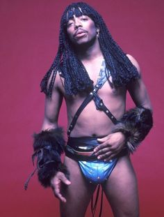 So much deliciousness .... Rick James