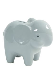 ELEPHANT BANK by C.R. Gibson Baby Gifts, Elephant, Elephants, Gifts For Kids, Baby Presents