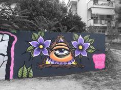 Los Primos #greece #streetart