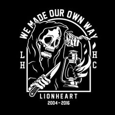 first of few new designs for @lionheartca  REST IN POWER  #lionheart #ca #lhhc #hardcore #westcoast #restinpower #illustration #graphic #merch #merchandise #band #bandmerch #reaper #lantern #vector #ink #inked #tattootattoed #bold #customwork #illustrator