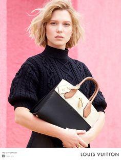 Léa Seydoux pour Vuitton