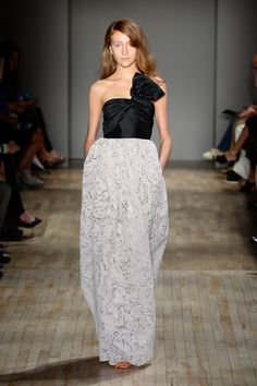 Jenny Packham Spring 2015 from New York Fashion Week
