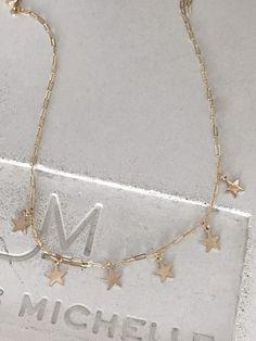 Made of Stars Choker - James Michelle