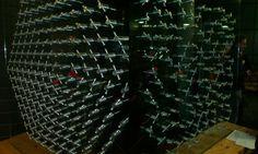 Model at Heidelberg University, illustrating spontaneous symmetry breaking in a ferromagnet. Photograph: Jon Butterworth/Physikalisches Institut Heidelberg