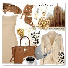 """""""Totwoo and Work Wear"""" by obriendeb812 ❤ liked on Polyvore featuring Dolce Vita, Gentryportofino, Ralph Lauren, Speck, totwoo, totwooglobal and smarttech"""