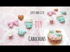 DIY Cabochons Beginner Polymer Clay Tutorial