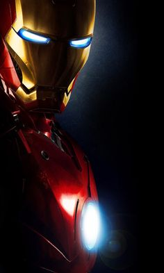 ironmanindark download iPhone iPad wallpaper at