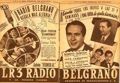 51 mejores imágenes de Radio Belgrano | Belgrano, Radio, Historia ...