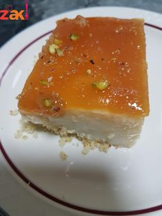 Arabic Sweets, Custard, Cooking Recipes, Pudding, Fish, Meat, Desserts, Kitchens, Beef