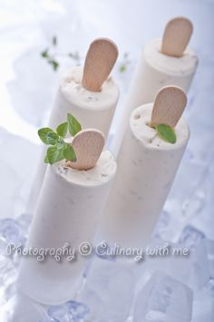 Dulce de leche ice cream with caramelized walnuts
