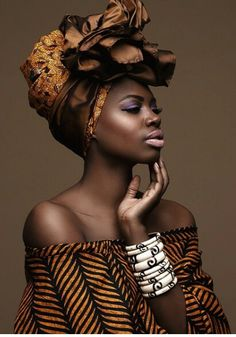 Beautiful Fanmdjanm wrap ~African fashion, Ankara, kitenge, Kente, African prints, Senegal fashion, Kenya fashion, Nigerian fashion, Ghanaian fashion ~ gorgeous
