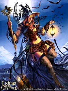 Resultado de imagen para legend of the cryptids witch Fantasy Witch, Witch Art, Dark Fantasy, Penguin Books, Fantasy Women, Fantasy Girl, Fantasy Characters, Female Characters, Beautiful Witch