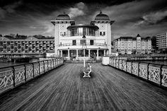 The Pier by Steve Deakin on 500px