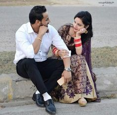 New married  punjabi couples photoshoot