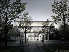Between Books and Trees / JAJA | ArchDaily