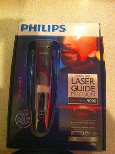 Testen, Bewertungen, Prüfen, Kritiken & Empfehlen : * * * *  Philips Laser Guide Precision Behard Trim...