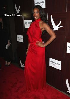 Kelly Rowland, Jessica White, Estelle & More PARTY IT UP On Park Avenue | The Young, Black, and Fabulous