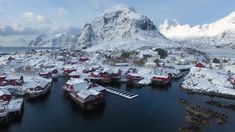 Winter Wonderland, Lofoten
