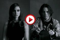Paul McCartney ft. Natalie Portman & Johnny Depp - My Valentine #music, #videos, #pinsland, https://apps.facebook.com/yangutu