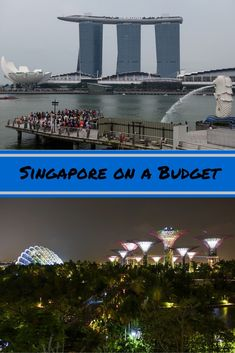 "Singapore doesn't need to blow your budget. Ok ""Luxury items"", such as alcohol and cigarettes are extremely pricey. But by budgeting carefully, you can easily get by on less than S$50 a day. Check out our tips! #singapore #traveltips #budget"