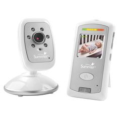 Summer Infant® Clear Sight™ Digital Color Video Baby Monitor. Image 1 of 4.