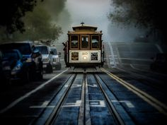 SF Cable Car No. 20 by T. Malachi Dunworth  on 500px