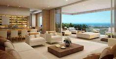 WEB LUXO - IMÓVEIS DE LUXO: RJZ Cyrela apresenta luxo e requinte em Riserva Golf