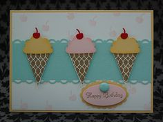 Julies Japes - An Independent Stampin Up! Demonstrator in the UK: Create a Cupcake