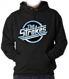 The Strokes Hooded Sweatshirt