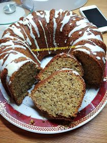 Meatloaf, Sweet Recipes, Banana Bread, Wedding Cakes, Cooking Recipes, Sweets, Desserts, Food, Kitchen
