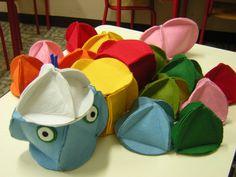 Da cosa nasce cosa: la farfalla arcobaleno - Kids Creative Lab