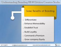 Understanding Branding 101@ Eduhive Creative Studio......... #branding #graphics #multimedia #Elearning