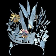 DIY Inspiration - Lovely Floral Crown