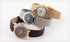 Groupon - Men's and Women's Skagen Watches (Up to 63% Off). 21 Options Available. Free Shipping and Free Returns. in Online Deal. Groupon deal price: $44.00