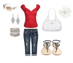 An outfit I made on polyvore!:) so proud:)