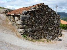 Arquitectura vernácula... em Cavenca!