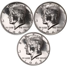 20-Uncirculated $10 Face Value Last Of Kennedy Silver Half $ 20-Coin Roll tube #Kennedy