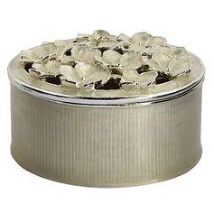 Κουτί από σκαλισμένο μέταλλο - Ταμεία - Σαλονι | Zara Home Ελλάδα ...