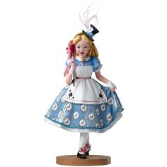 New Reward! Alice joins the mad masquerade ball from the Disney Couture de Force collection. http://bit.ly/1OQcJC3