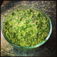 The Primordial Table: Basil Pesto (AIP) *skip pepper and coconut!