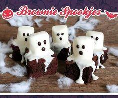 Spook brownie