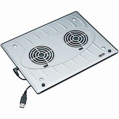 I'm learning all about Tripplite Notebook Laptop Cooling Pad With 2 Built-In USB-Powered Fans Nc2003SR at @Influenster!