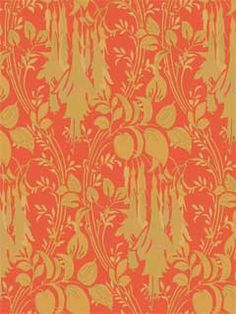 Pattern Name: FAIRFIELD - CORAL  Pattern Number: JW105635 Book Name: Shand Kydd