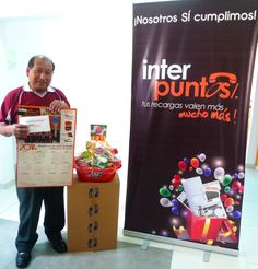 Jacinto Jesus Gonzales - Usuario 1622 Canjeo: 1 Caja de Panetones Bounnatale -  1 pavo de 7kg - 1 Canasta Navideña (promoción consumo)