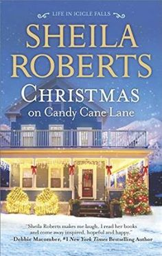 Spotlight: Christmas on Candy Cane Lane by Sheila Roberts